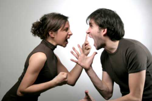 Control anger hypnosis to help angry people fighting